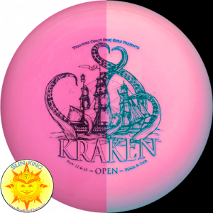 Innova DX Color Glow Leopard3 (Kraken Open)