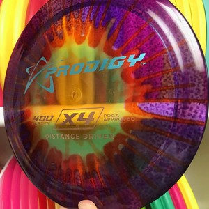Prodigy 400 Series Dyed X4 172g