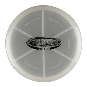 Flashflight LED Disc Golf Set of (3) Discs
