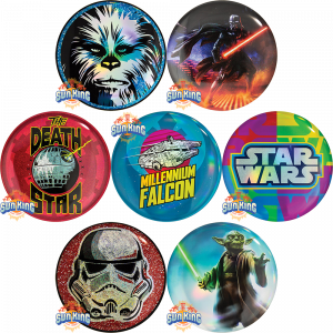 Discraft Full Foil SuperColor Buzzz (Star Wars - Complete Set)