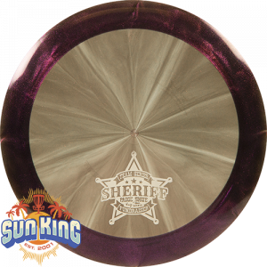 Dynamic Discs Lucid-X Glimmer Sheriff (Paige Shue - 2020 Team Series V2)
