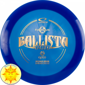 Latitude 64 Opto Line Ballista Pro (First Run)