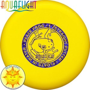AquaFlight Peace Frog Putter
