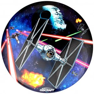 Discraft SuperColor Buzzz (Star Wars - Death Star Scene)