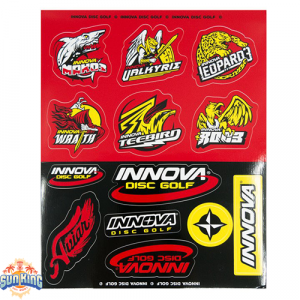 Innova Sticker Sheet (Icons 2019)
