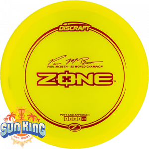 Discraft Elite Z Zone (Paul McBeth - 5X)